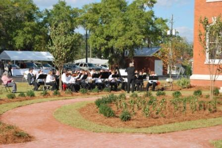 Band Playing